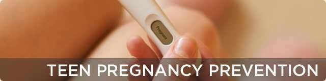 NATIONAL TEEN PREGNANCY PREVENTION AWARENESS MONTH